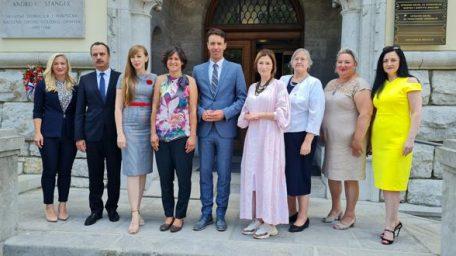 Posjet ukrajinskog izaslanstva Opatiji