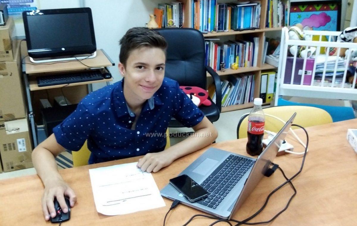 Na 2. sjednici Vijeća za djecu RH Dominik Brnčić predstavio novi projekt 'Za dječji glas u Europi'