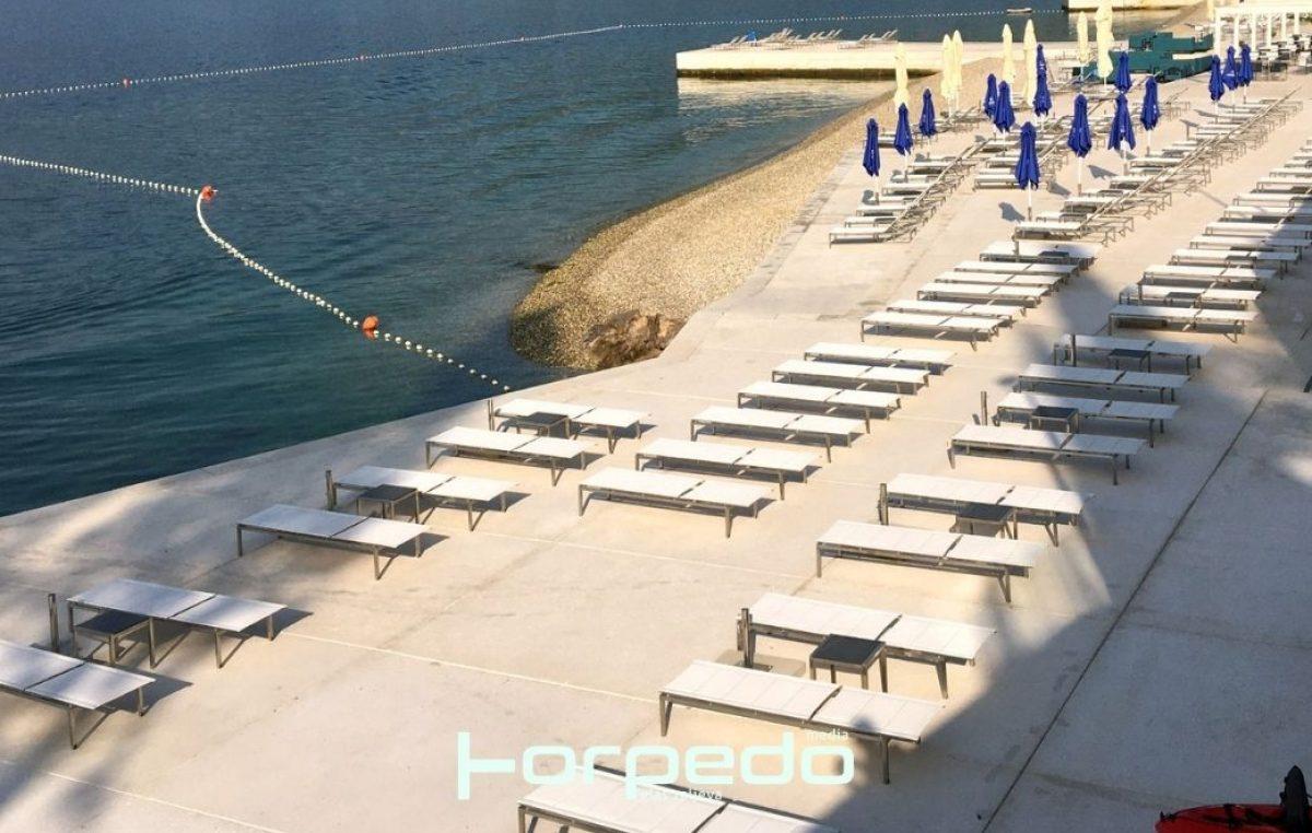 [FOTO] Smijemo li se kupati na plaži Hiltona? Sve govori u prilog toga da ne smijemo