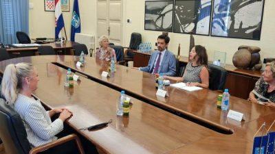 Generalni konzul Italije Bradanini: Otvoreni smo za zajedničke projekte poput novih bratimljenja s talijanskim gradovima i razmjene učenika