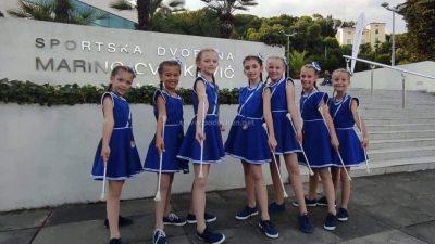 [FOTO] Održano natjecanje za mažoretkinje Opatija Open