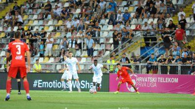 [VIDEO] Fantastično je bilo opet igrati pred navijačima, rekao je trener Rijeke nakon utakmice s Goricom