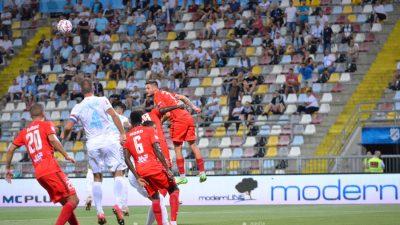 [FOTO] Nogometaši Rijeke pobijedili Goricu, navijači ponovo na tribinama