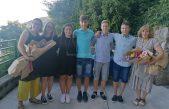 Održana svečanost podjele svjedodžbi osmašima , Adrian Bradičić učenik generacije @ Mošćenička Draga