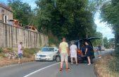 [U OKU KAMERE] Zbog prometne nezgode promet po Poljanskoj cesti bio je prekinut