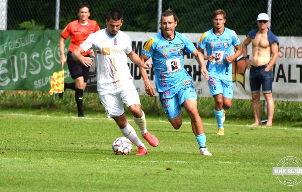 Nogometaši Rijeke pobijedili su Wolfsberger 3:1 u četvrtoj pripremnoj utakmici