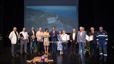[VIDEO/FOTO] Emilu Jeletiću i posthumno Andreju Barbieriju nagrade za životno djelo grada Opatije