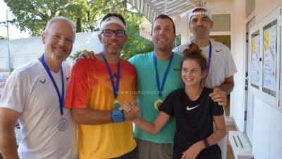 [FOTO] 56. veteranski teniski turnir okupio 78 tenisača iz brojnih zemalja svijeta