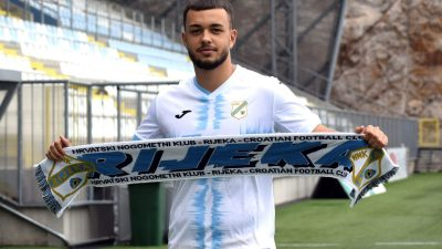 Jetmir Ameti novi igrač HNK Rijeka: Zahvalan sam na ovoj prilici
