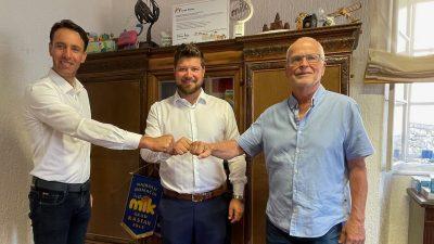 Potpisan ugovor o suradnji Opatije, Kastva i MIK-a