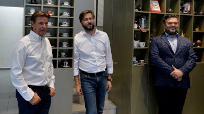 [FOTO/VIDEO] Ministar Tomislav Ćorić u posjetu Hug&Punch centru u Matuljima