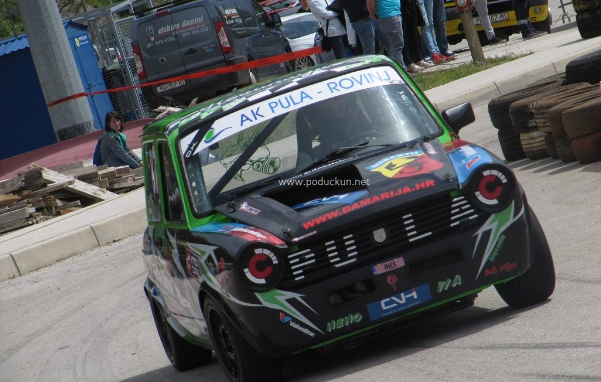 U Prelogu startala sezona autoslaloma – Nenad Damarija pomeo konkurenciju