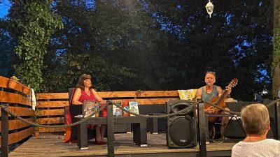 Pjesnička večer s Vjekoslavom Jurdanom u Kostreni