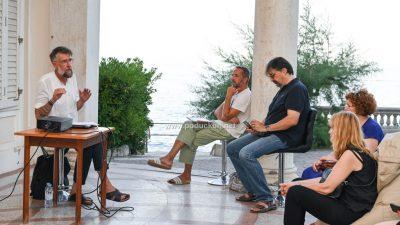 [U OKU KAMERE] Popratno predavanje izložbe 'Picasso-Miró: Prijateljstvo sloboda' – Branko Metzger Šober predstavio slikare međuratnog razdoblja u Opatiji