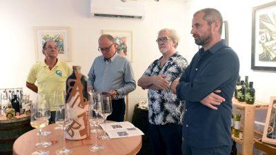 [FOTO] 'Geoplan' u galeriji Cisterna: Otvorena samostalna izložba Bruna Paladina