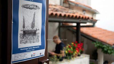 U galeriji Eugen K. održano predstavljanje grafičko pjesničke mape 'Hommage Tonku Maroeviću'