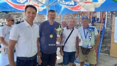 Robert Belić i Mirko Marković najuspješniji na 6. 'Memorijalu kap. Igor Žiganto 2021.'