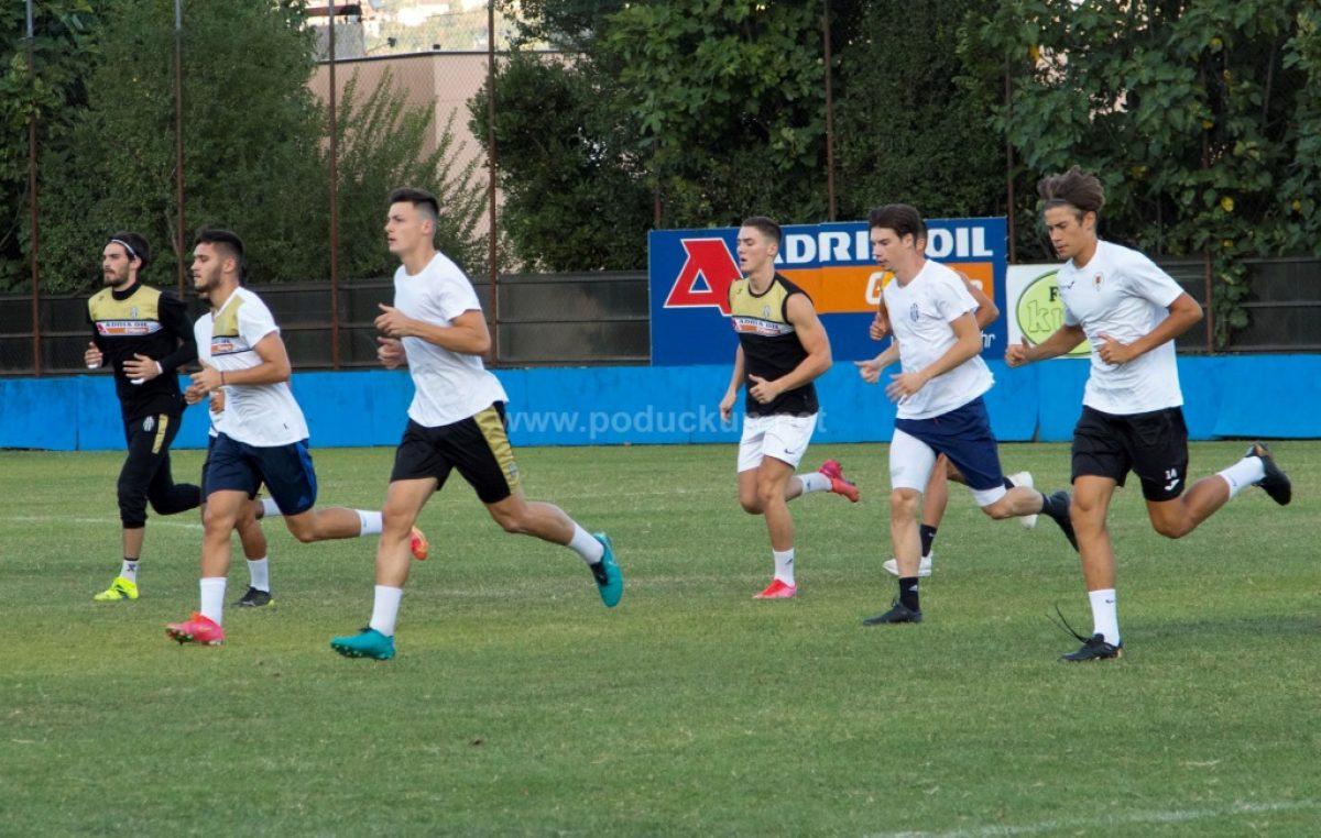 Pred nogometašima Opatije novi je prevenstveni ispit na domaćem terenu protiv Intera iz Zaprešića