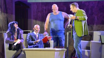 [VIDEO/FOTO] Oštija ft. Robert Ferlin natjerala publiku na Crekvine 'na smeh do suz' @ Kastav