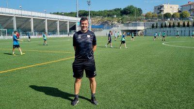 [RAZGOVOR] Zdravko Šimić, jedan od najdugovječnijih trenera Škole nogometa HNK Rijeka: Strast za ovaj posao je na prvome mjestu