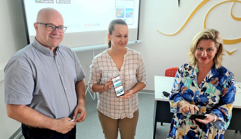 video foto predstavljena digitalna turisticka destinacijska platforma visit kvarner sve informacije dostupne turistima na jednom mjestu