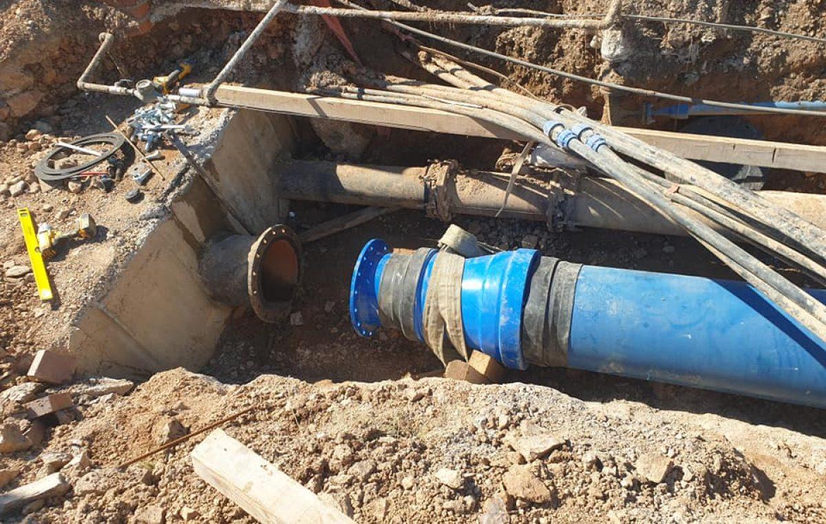 Počinje gradnja vodovodnog ogranka Rešetari