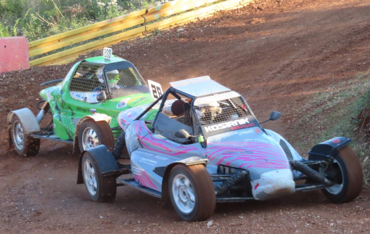 [FOTO] Autocross u Gambetićima: Pobjede Krznarića i Krajcara