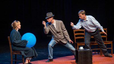 [FOTO] Predstavom 'Balon' Teatra Exit otvorena jesenska kazališna sezona u Gervaisu