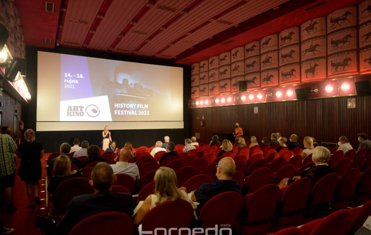 [FOTO] Dokumentarnim filmom 'Demo' o heroju Domovinskog rata otvoren 5. History film festival