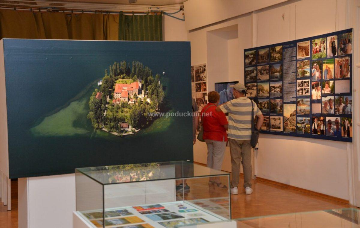 """[VIDEO/FOTO]  U Hrvatskom muzeju turizma otvorena izložba """"Krkom nekad i sad"""""""