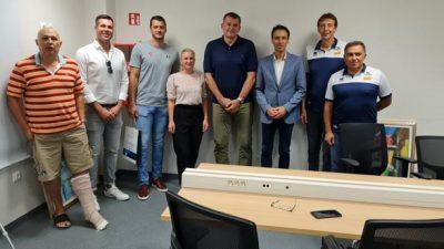 Gradonačelnik Kirigin primio predstavnike košarkaških klubova s Liburnia Kupa