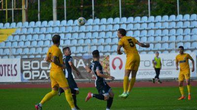 [FOTO] Nogometaši Opatije upisali remi protiv Solina