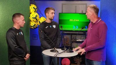 [VIDEO] Plavo-zelena liga: gosti malonogometaši HMNK Rijeka Pejnović, Cianci i Jasprica
