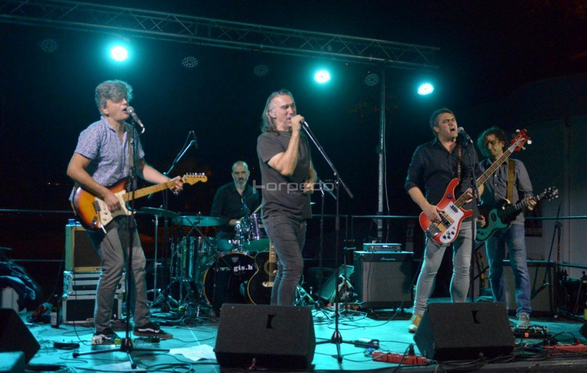 [VIDEO/FOTO] Velikim povratničkim koncertom banda The Stoned Cows zaključeno Ljeto na Kantridi