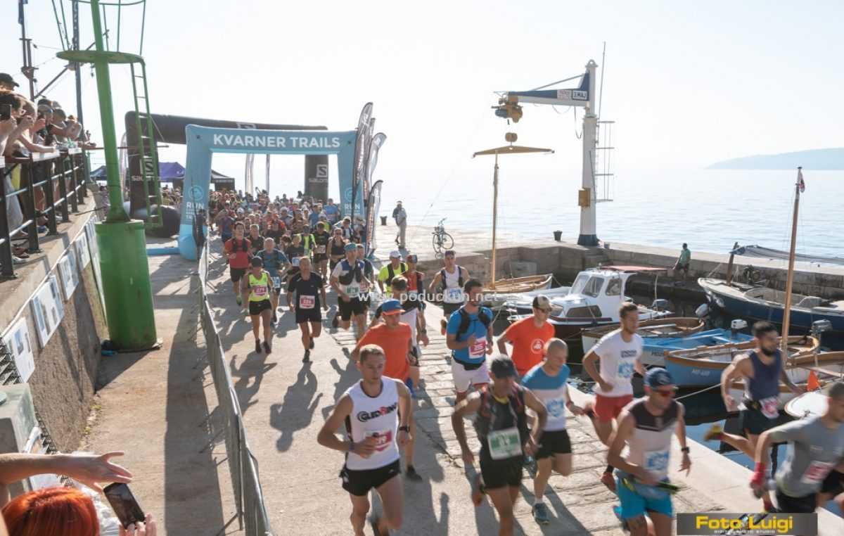 [FOTO/VIDEO] Učka trail okupio 240 natjecatelja: Darija Bostijančić i Matej Pečenik najbrže otrčali 42 kilometra