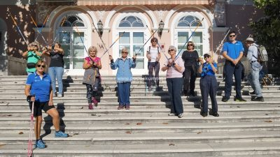 [FOTO/VIDEO] Startala prva organizirana aktivna šetnja u Opatiji