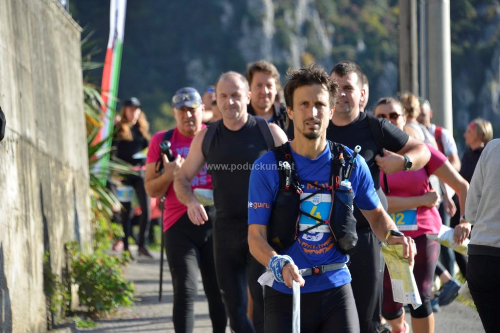 [FOTO/VIDEO]  Održan 3. Marun Trek – Četrdesetak natjecatelja trčalo zaleđem Lovrana