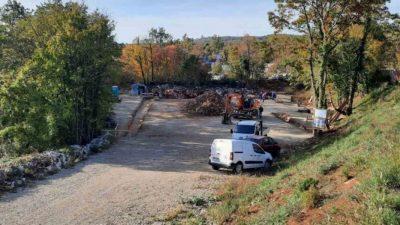 Počela izgradnja igrališta Dolnji Turki