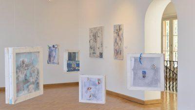 U Galeriji Laurus u Lovranu otvorena izložba akademske umjetnice Nikoline Šimunović