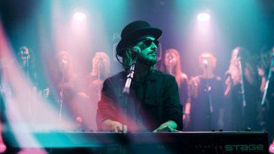 Glazbenik svjetskog kalibra i višestruki dobitnik nagrade Porin J.R. August nastupa u Kostreni