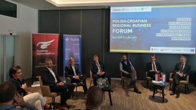 Poslovni forum o suradnju hrvatskih i poljskih poduzetnika – Ključni preduvjet za ostvarivanje suradnje i investicija je umrežavanje