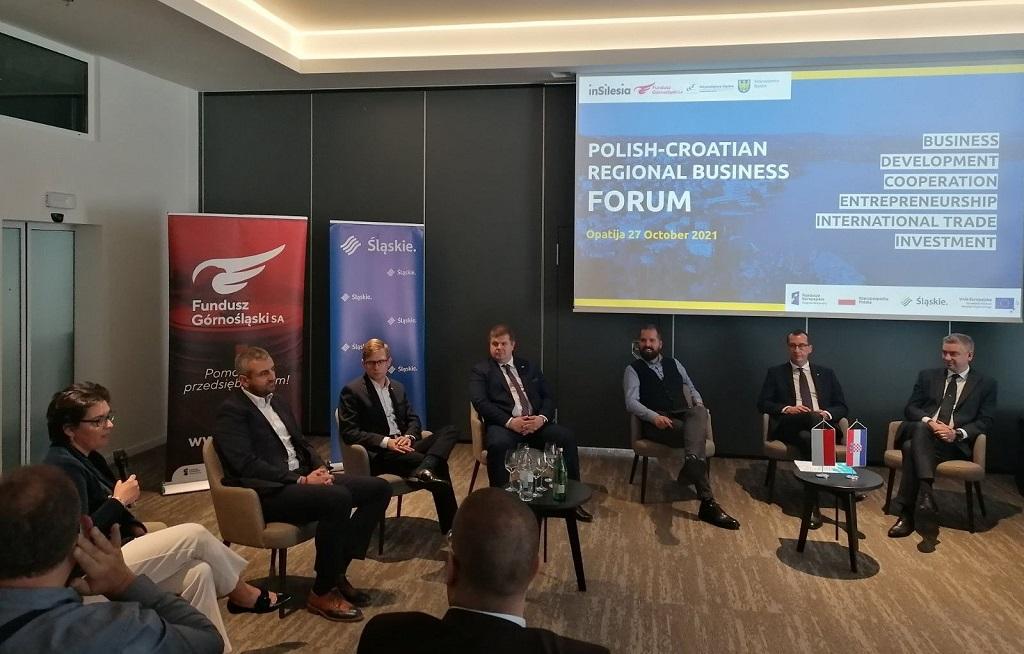 poslovni forum o suradnju hrvatskih i poljskih poduzetnika kljucni preduvjet za ostvarivanje suradnje i investicija je umrezavanje