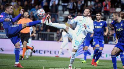 Velika drama na Rujevici: Rijeka vodila 3:0 nakon prvog poluvremena, Dinamo u nastavku izjednačio