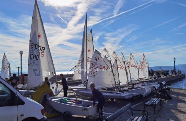[VIDEO] 21. Lovransku regatu – Marunada 2021. obilježile poteškoće s vjetrom