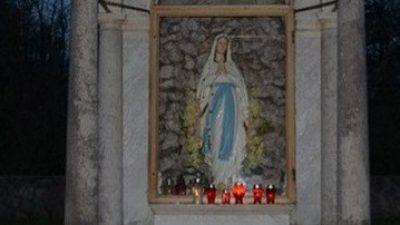 Kip Blažene Djevice Marije iz Strmašćice odlazi na restauraciju