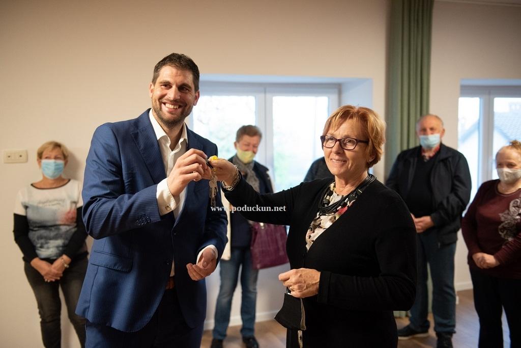 [VIDEO/FOTO] Prezentiran novouređeni prostor za matuljske umirovljenike u društvenom Domu Rukavac
