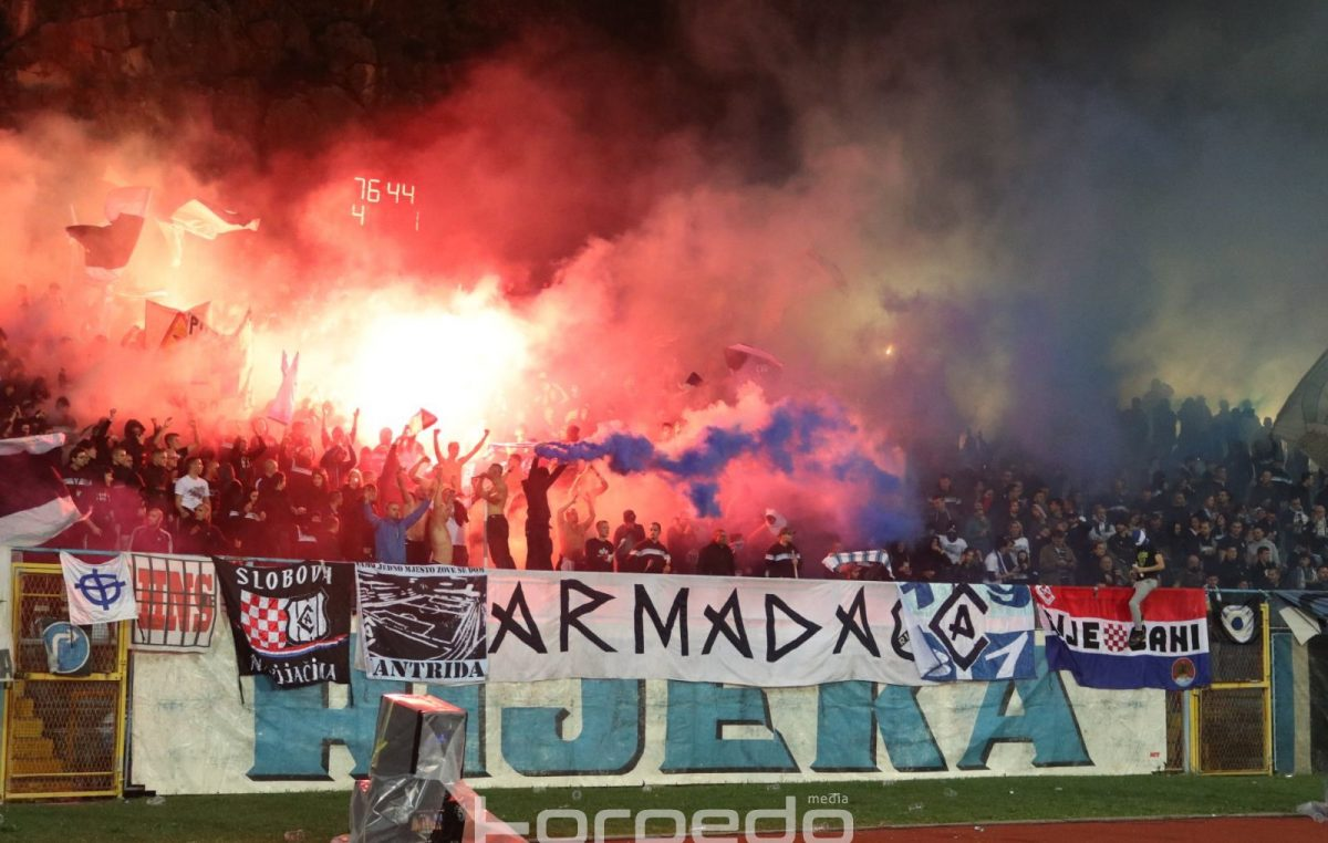 [FOTO/VIDEO] Visoka pobjeda Rijeke obilježila treće izdanje manifestacije Povratak na Kantridu