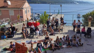 [FOTO/VIDEO] Kreativno druženje na Brajdici – Mališani osmislili, organizirali i realizirali Mini festival